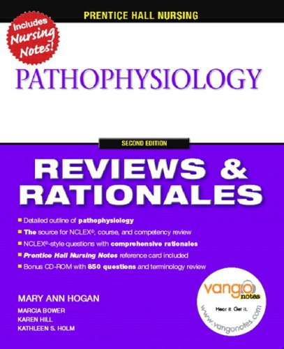 Pathophysiology  2nd 2008 edition cover