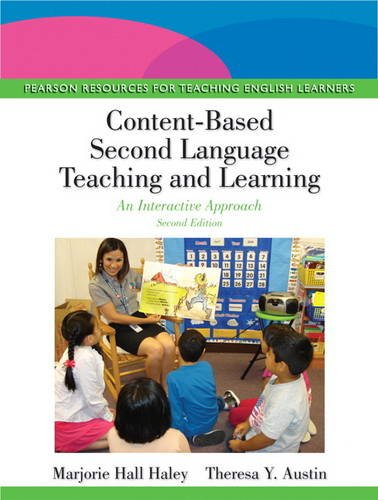 Content-Based Second Language Teaching and Learning An Interactive Approach 2nd 2014 edition cover