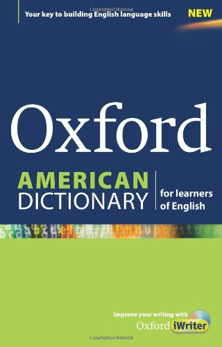 Oxford American Dictionary for Learners of English   2011 edition cover