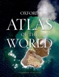Atlas of the World  21st edition cover