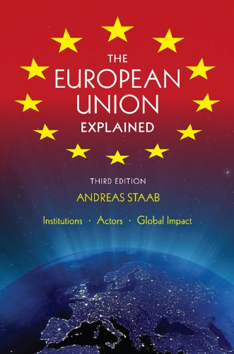 European Union Explained Institutions, Actors, Global Impact 3rd (Revised) edition cover