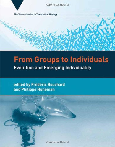 From Groups to Individuals Evolution and Emerging Individuality  2013 9780262018722 Front Cover
