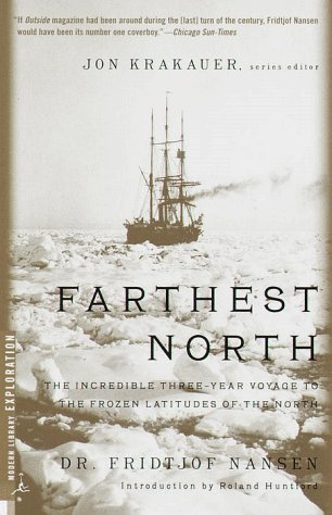 Farthest North   1999 edition cover