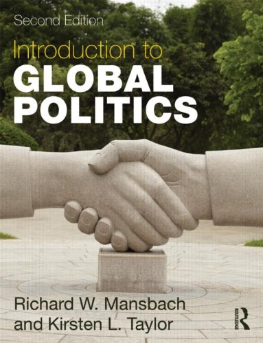 Introduction to Global Politics  2nd 2012 (Revised) edition cover
