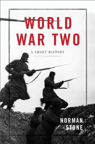 World War Two A Short History  2012 edition cover