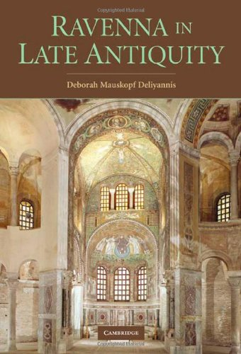 Ravenna in Late Antiquity   2010 9780521836722 Front Cover