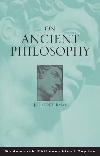 On Ancient Philosophy   2008 9780534595722 Front Cover