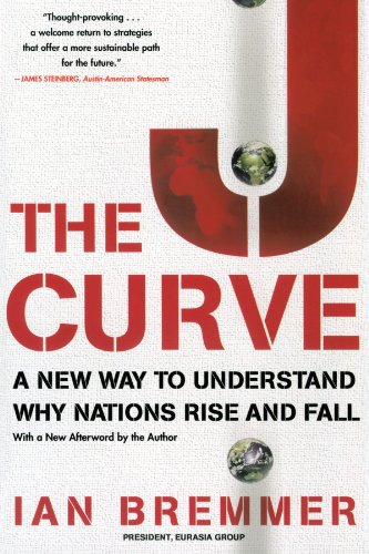 J Curve A New Way to Understand Why Nations Rise and Fall  2007 edition cover