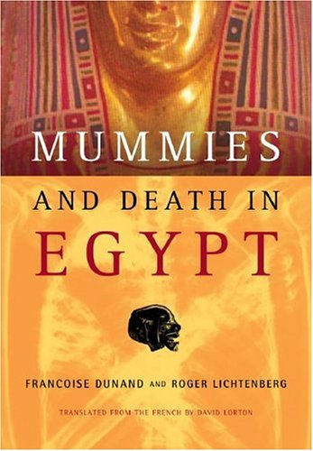 Mummies and Death in Egypt   2006 edition cover
