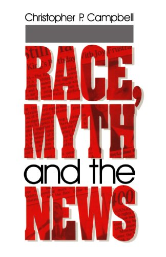 Race, Myth and the News   1995 edition cover