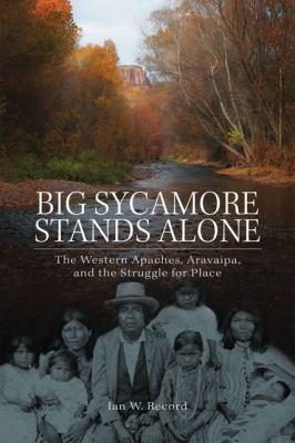 Big Sycamore Stands Alone Western Apaches, Aravaipa, and the Struggle for Place  2008 edition cover