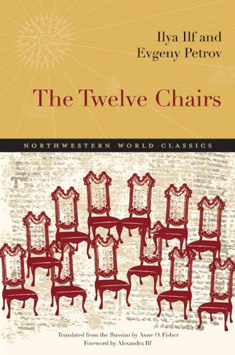 Twelve Chairs   2011 edition cover