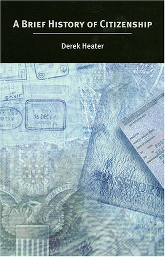 Brief History of Citizenship   2004 edition cover