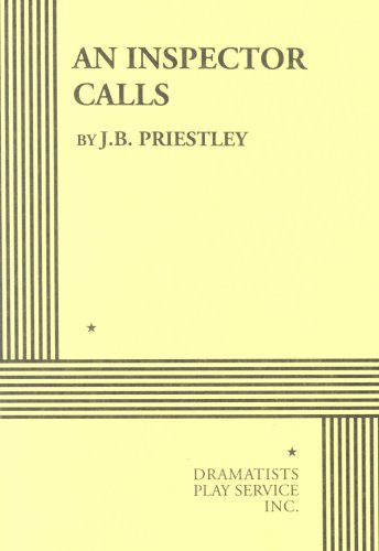 Inspector Calls  N/A edition cover