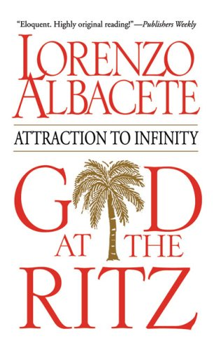 God at the Ritz Attraction to Infinity N/A edition cover