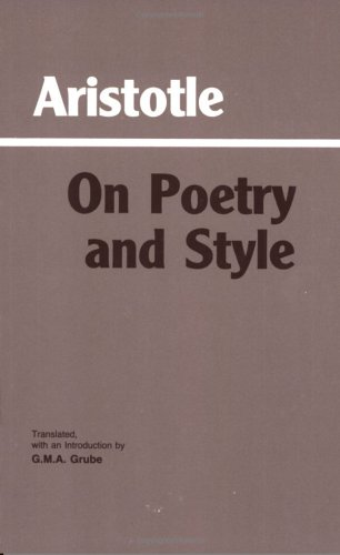 On Poetry and Style  Reprint edition cover