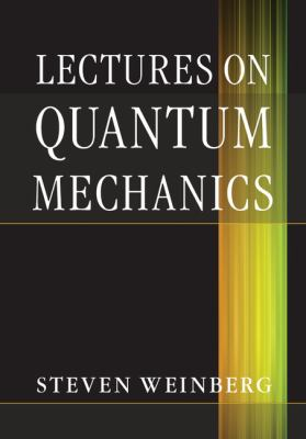 Lectures on Quantum Mechanics   2012 edition cover