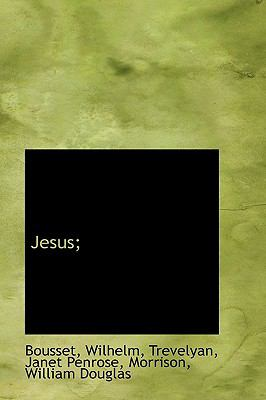 Jesus; N/A 9781113434722 Front Cover