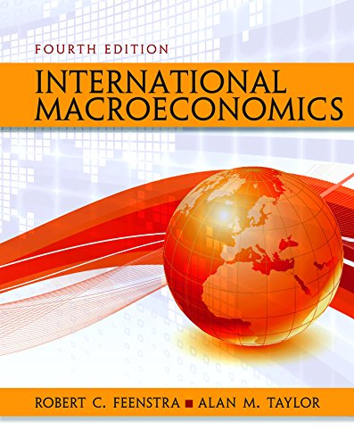 International Macroeconomics  4th 2017 9781319061722 Front Cover