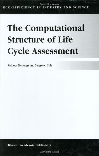 Computational Structure of Life Cycle Assessment   2002 edition cover