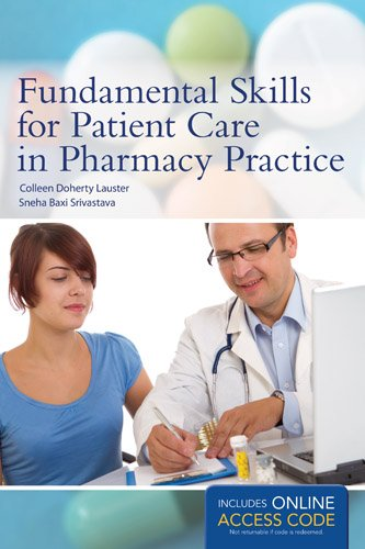 Fundamental Skills for Patient Care in Pharmacy Practice   2014 edition cover