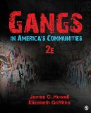 Gangs in America's Communities  2nd 2016 edition cover
