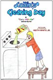 Collin's Cleaning Day A Color-With-Me Adventure Large Type 9781490535722 Front Cover