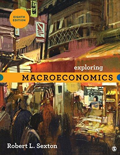 Exploring Macroeconomics  8th 2020 9781544337722 Front Cover