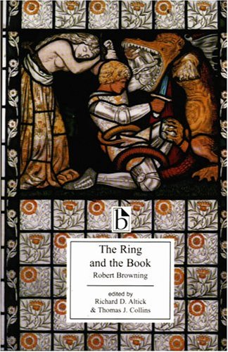Ring and the Book   2001 9781551113722 Front Cover