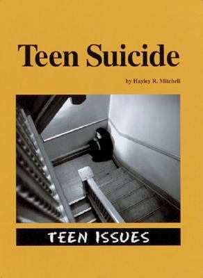 Teen Suicide  2000 9781560065722 Front Cover