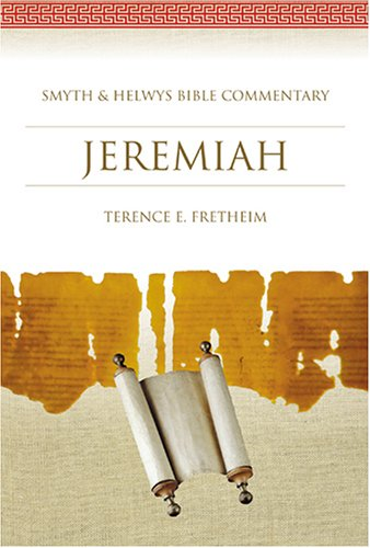 Jeremiah   2002 edition cover