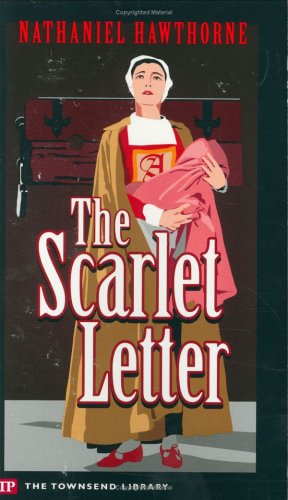 Scarlet Letter   2007 edition cover