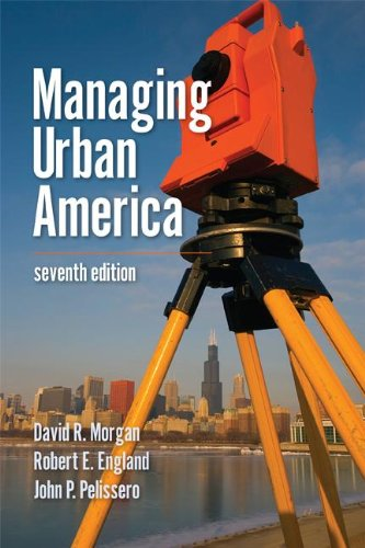 Managing Urban America  7th 2012 (Revised) edition cover