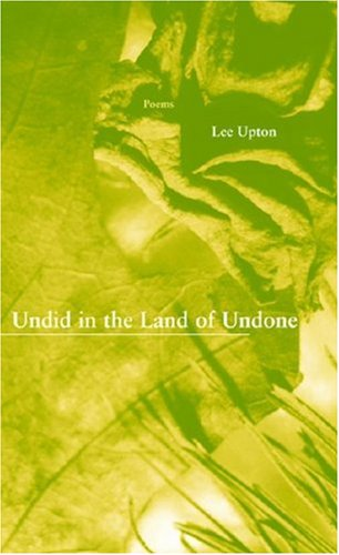 Undid in the Land of Undone  N/A edition cover