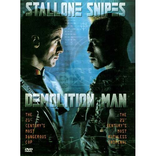 Demolition Man System.Collections.Generic.List`1[System.String] artwork