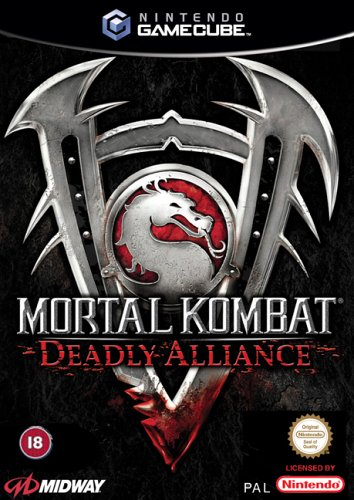 Mortal Kombat: Deadly Alliance (GameCube) GameCube artwork