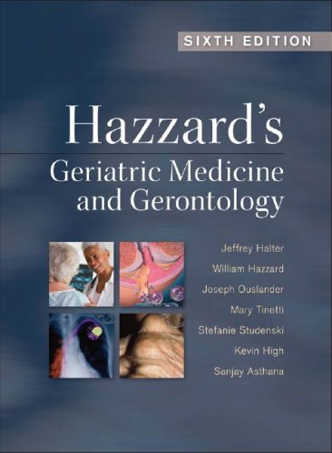 Geriatric Medicine and Gerontology  6th 2009 edition cover
