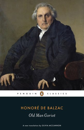 Old Man Goriot   2011 edition cover