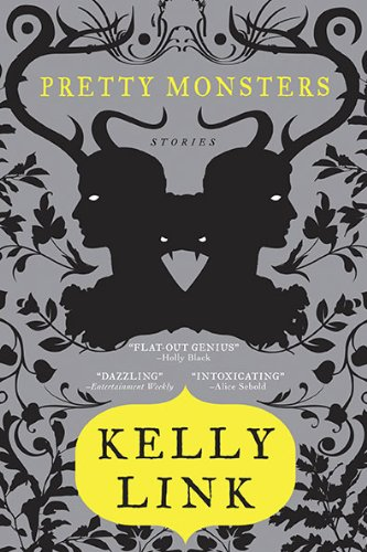 Pretty Monsters   2010 edition cover