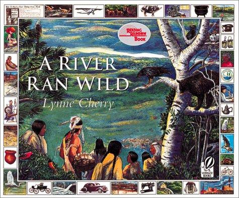 River Ran Wild An Environmental History  1992 edition cover