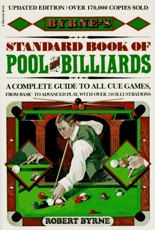 Byrne's Standard Book of Pool and Billiards 1st edition cover