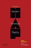 Anthology of Modern American Poetry  2nd 2015 edition cover