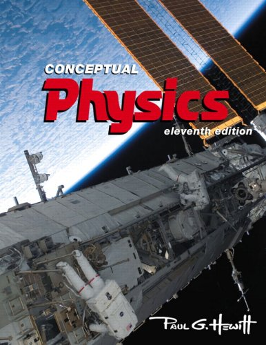 Conceptual Physics  11th 2012 (Revised) edition cover