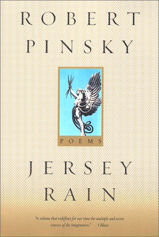 Jersey Rain Poems N/A 9780374527723 Front Cover