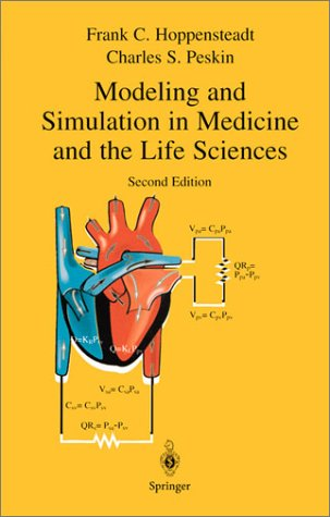 Modeling and Simulation in Medicine and the Life Sciences  2nd 2002 (Revised) edition cover