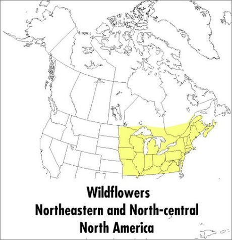 Field Guide to Wildflowers Northeastern and North-Central North America 2nd 1998 edition cover
