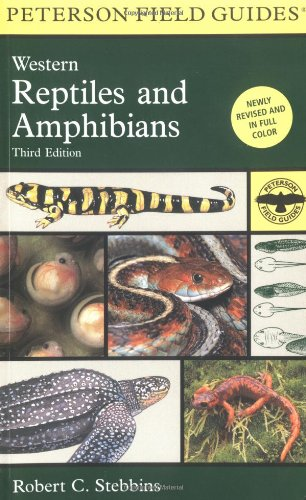 Western Reptiles and Amphibians  3rd 2003 edition cover