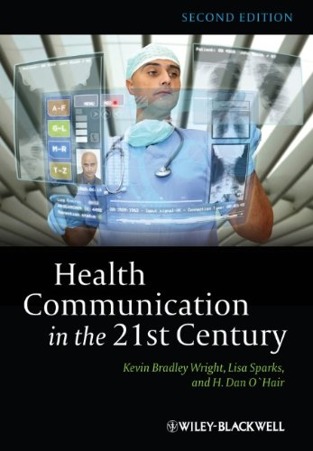 Health Communication in the 21st Century  2nd 2013 edition cover
