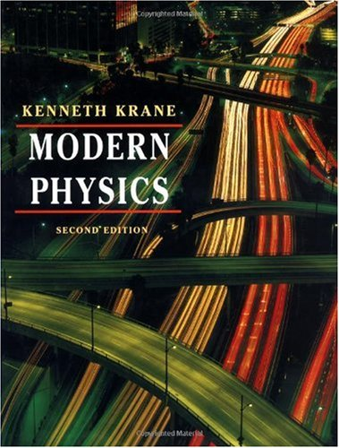 Modern Physics  2nd 1996 (Revised) edition cover