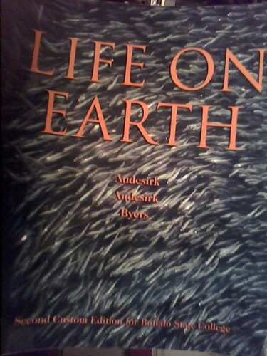 LIFE ON EARTH >CUSTOM< N/A 9780536552723 Front Cover